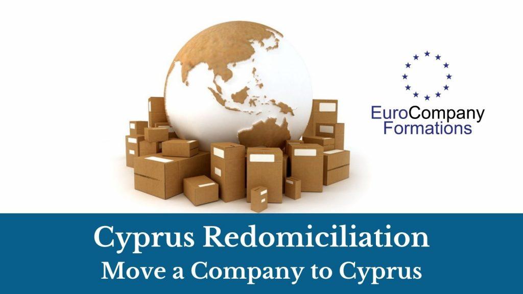 Cyprus Redomiciliation