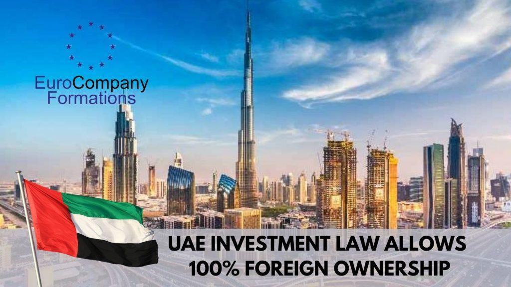 UAE Investment Law