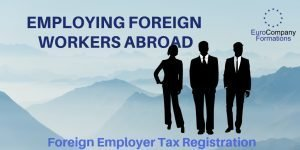 Foreign Employer Tax Registration